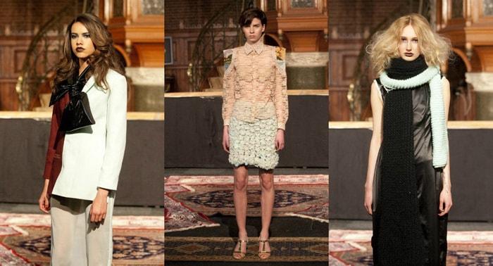 Het Amsterdam Fashion Week debuut van... Kaho To