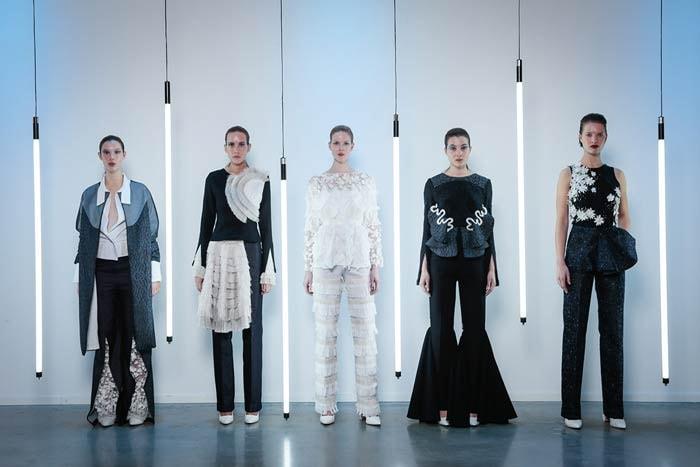 """Anbasja Blanken: """"Ik wilde een vrouwelijke en elegante collectie"""""""