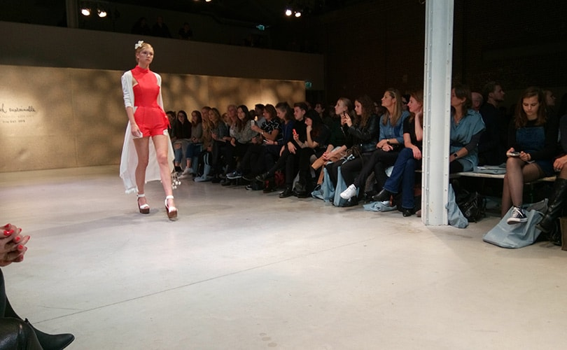 Duurzaamheid en innovatie op de Dutch Sustainable Fashion Week-catwalk