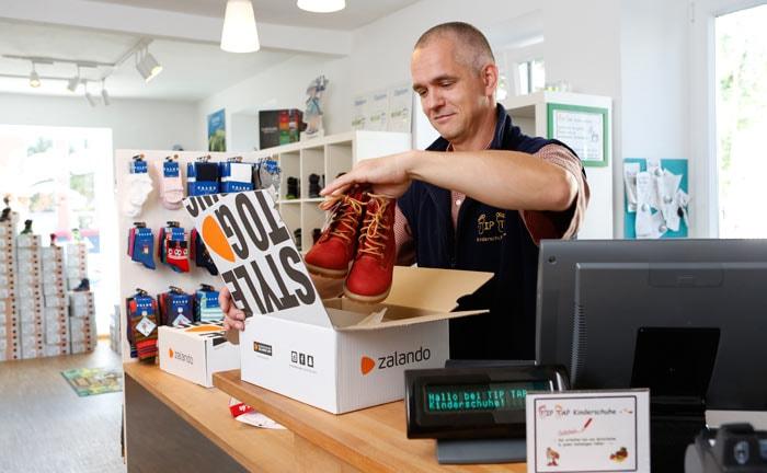 Zalando verwerkt meeste orders ooit in tweede kwartaal