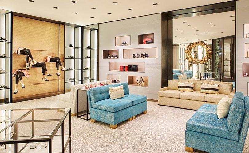 Chanel opent eerste schoenenboetiek