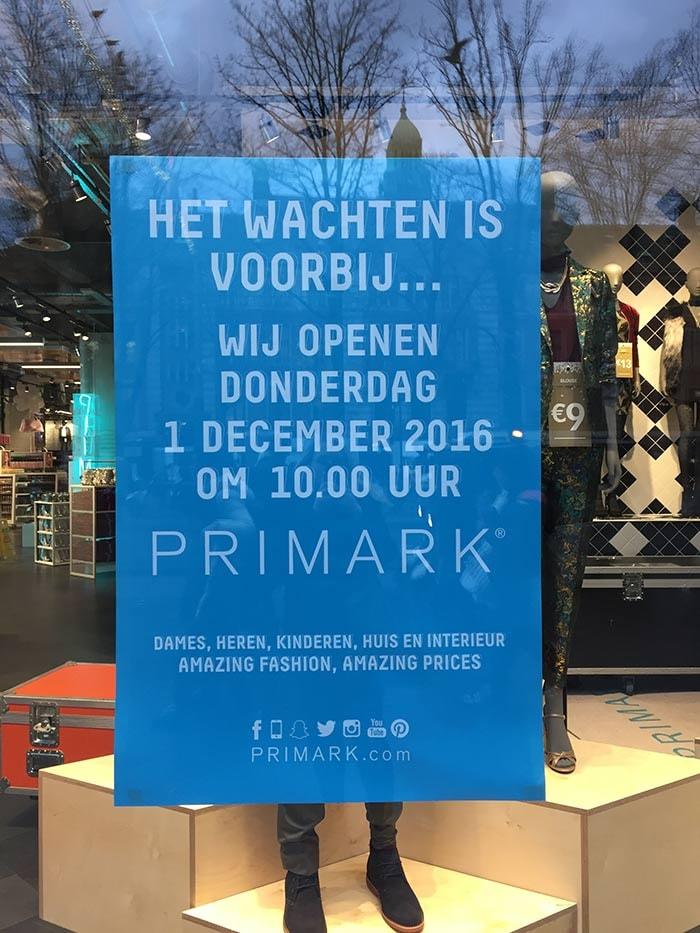 """Primark Amsterdam: """"Deze winkel was de grootste operatie tot nu toe"""""""
