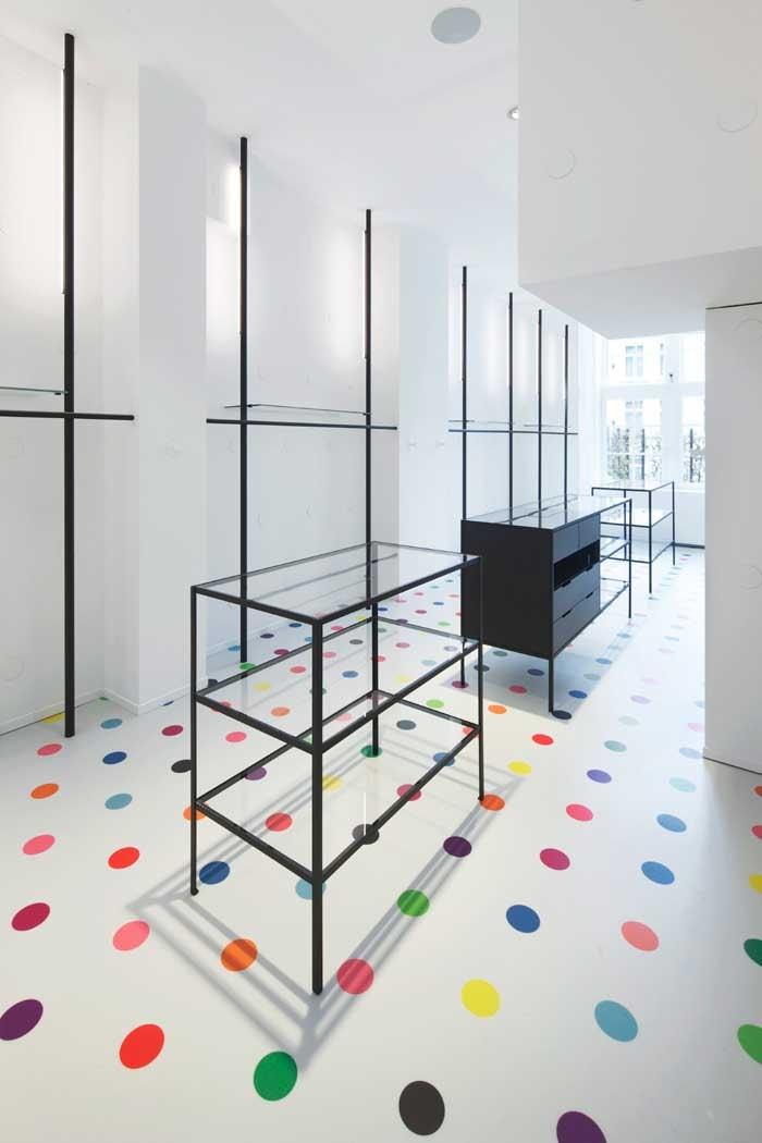 Interieur Kiki's Stocksale wint German Design Award