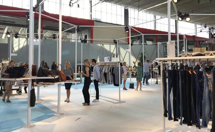 Mint wordt opgenomen in Modefabriek