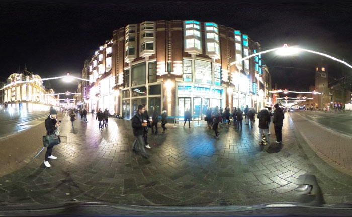 360° video - Dit is de nieuwe Primark in Amsterdam