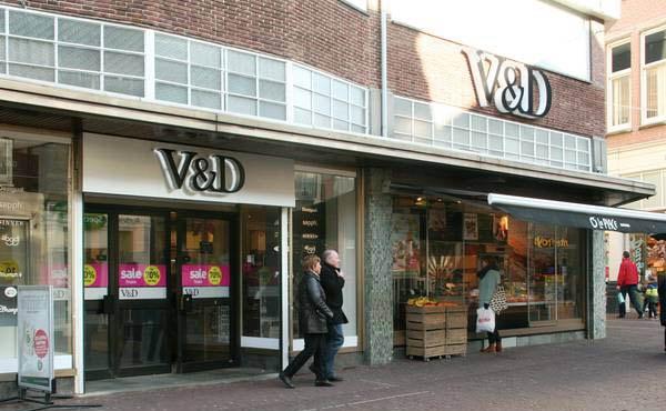 V&D bevestigt: exclusieve gesprekken met Roland Kahn