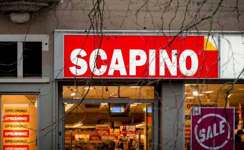 Scapino en Aktiesport ruziën over shop-in-shops