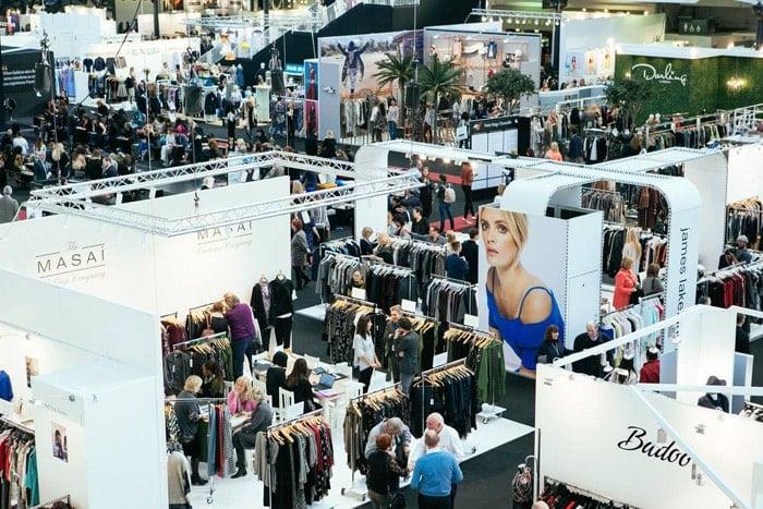 Kijken: impressie Britse modevakbeurs Pure London