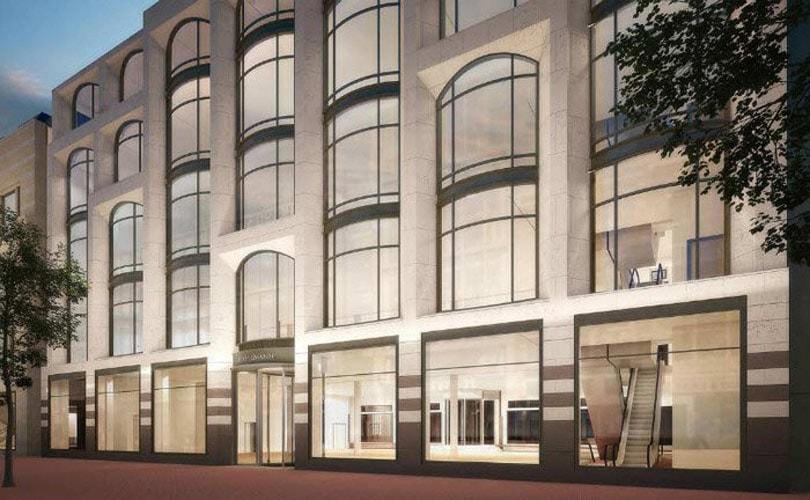 'Luxe warenhuis Haussmann is van de baan'