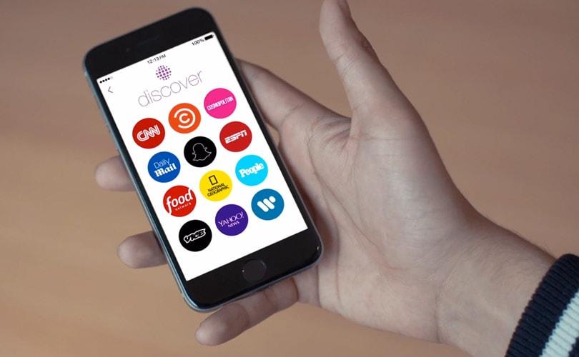 Snapchat wil shopfunctie aan de app toevoegen