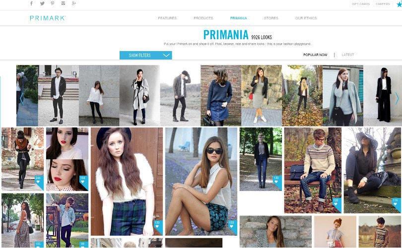 Kan 'Primania' het ontbreken van een Primark-webshop compenseren?