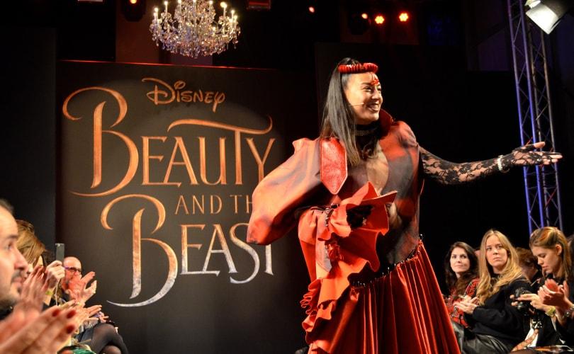 Belle & het Beest: Disney mode op de Amsterdamse catwalk