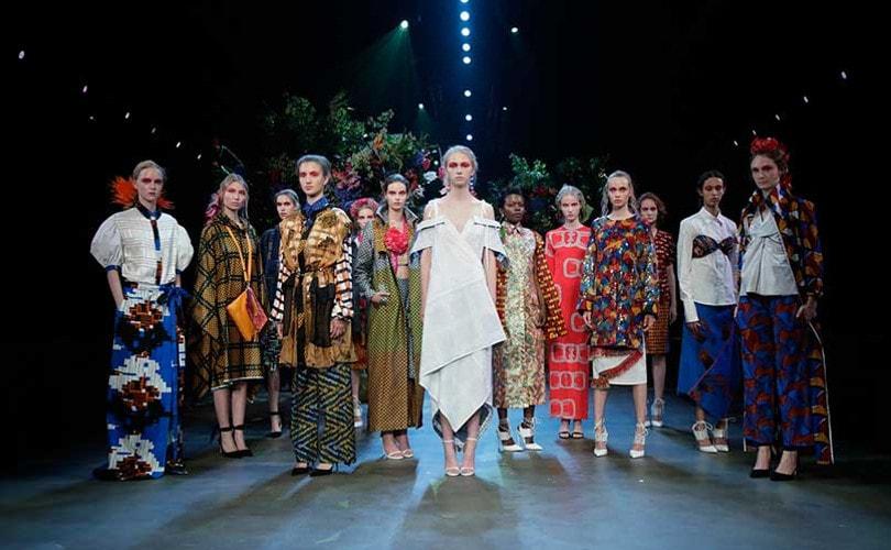 Ook Liselore Frowijn komt met see now buy now tijdens Amsterdam Fashion Week