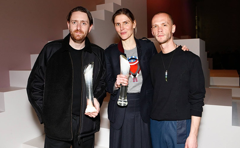 Cottweiler en Gabriela Hearst winnen International Woolmark Prize 2017