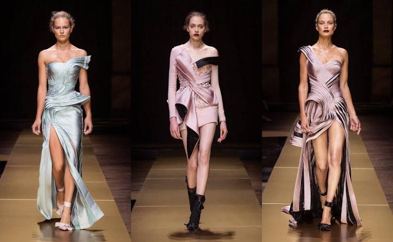 Versace zegt 'nee' tegen couture show