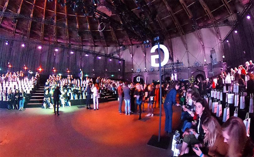 Vooraan bij FashionWeek Amsterdam; beleef Spijkers en Spijkers van dichtbij