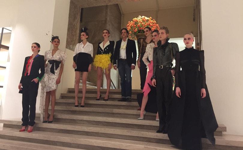 Cultuurfonds Mode Stipendium voor Ronald van der Kemp