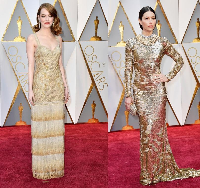 Oscars in beeld: dit waren de highlights op de rode loper