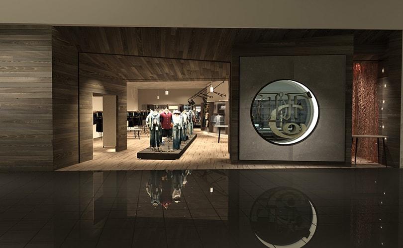 Abercrombie & Fitch lanceert nieuw retailconcept