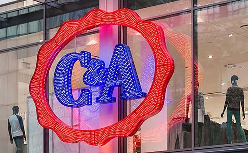 C&A zet in op omnichannel