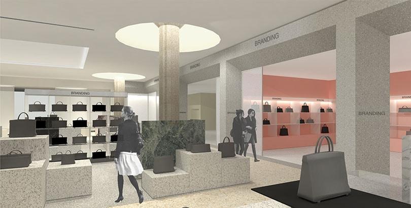 Rotterdamse Bijenkorf wordt omgebouwd voor premium strategie