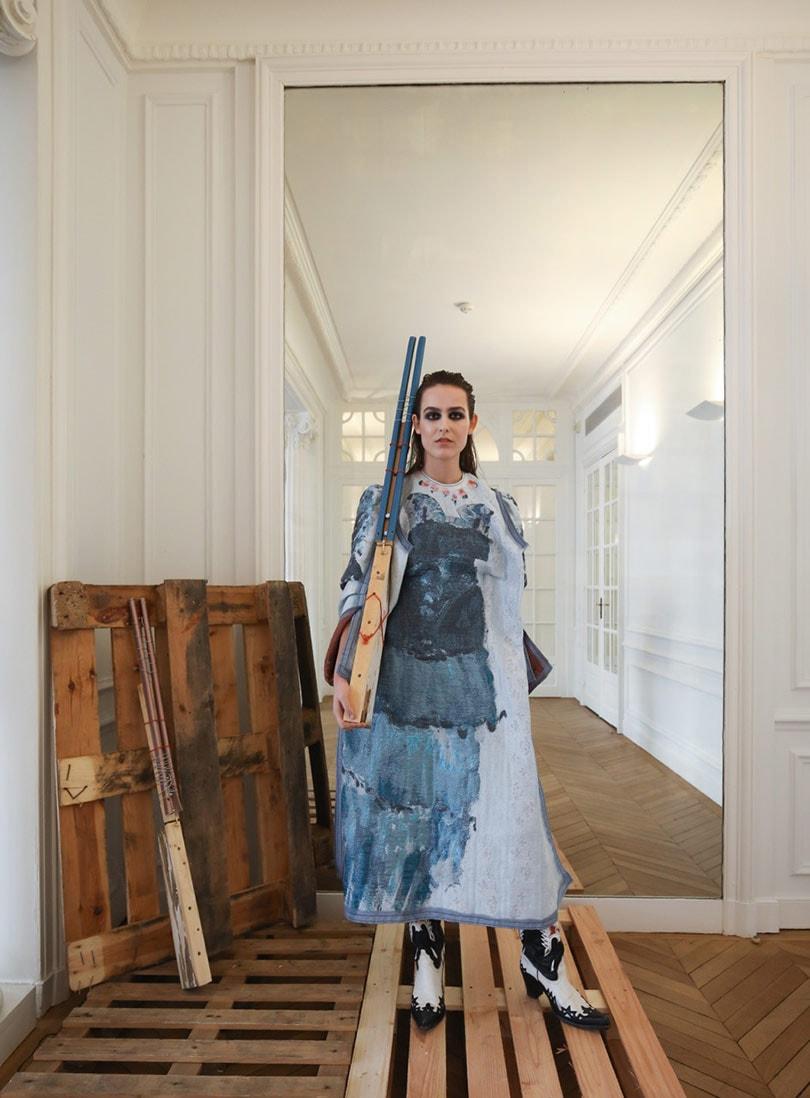 Kijken: ArtEZ studenten presenteren tijdens Paris Fashion Week