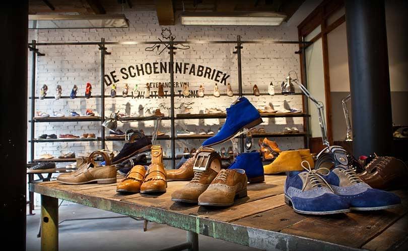 Faillissement voor De Schoenenfabriek
