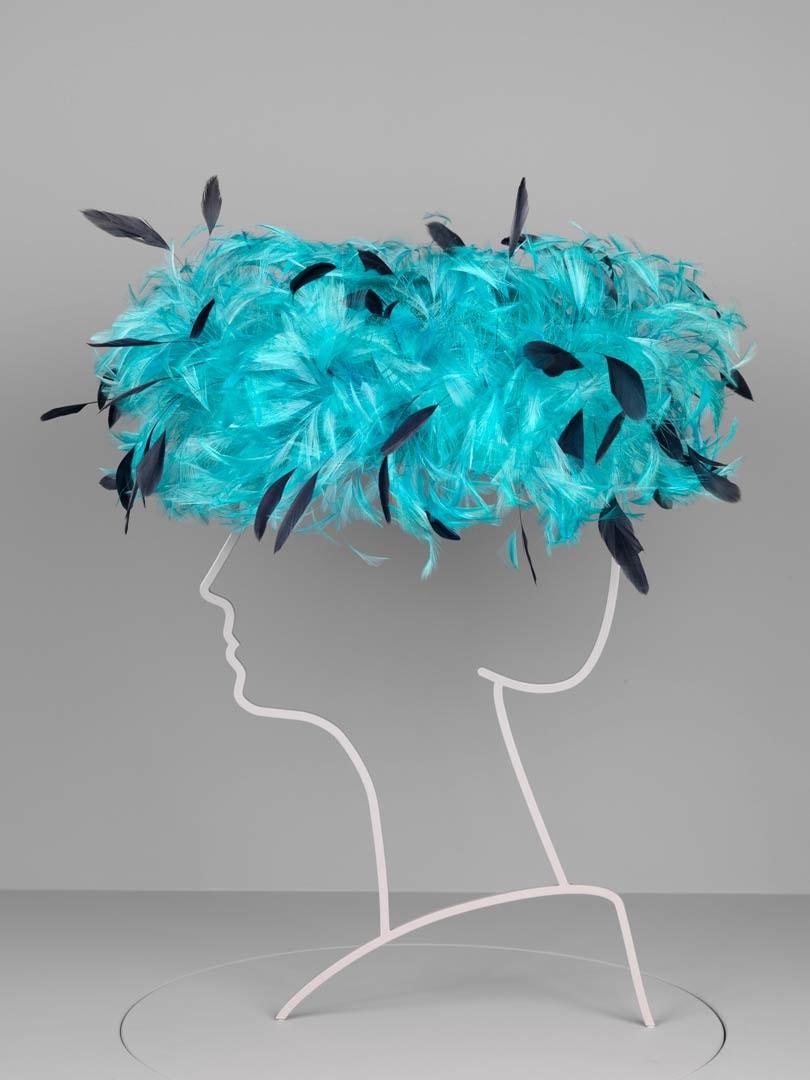 De hoed ís koningin Beatrix