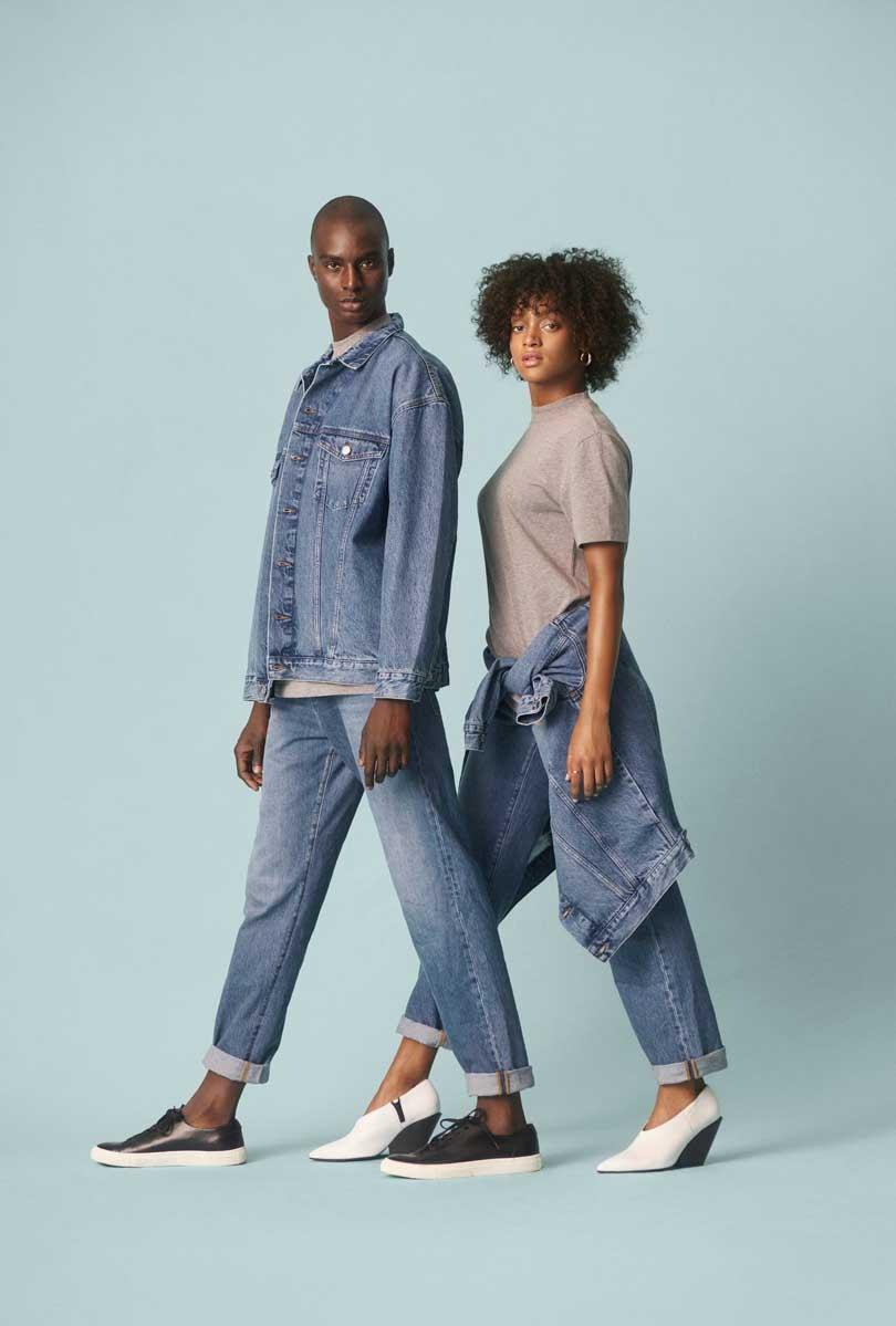 H&M lanceert unisex collectie Denim United