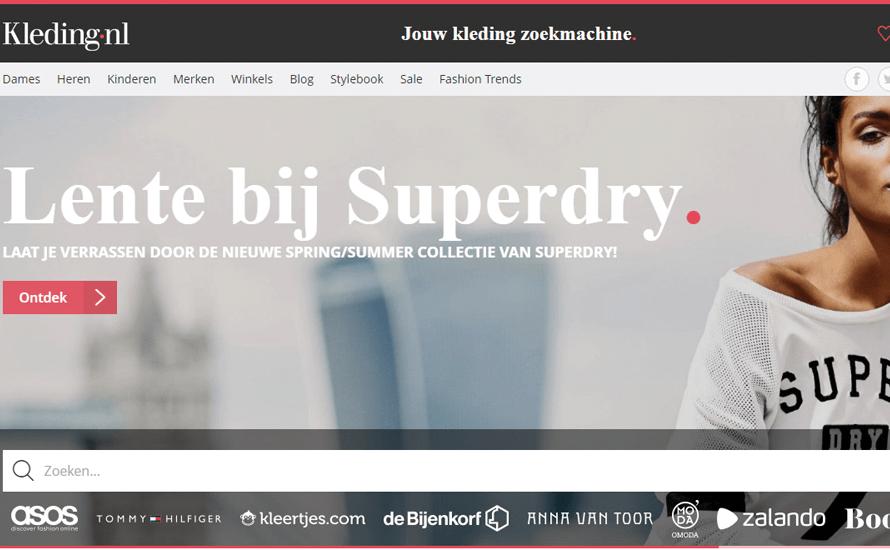 Kleding.nl en Fashiola overgenomen voor 11 miljoen