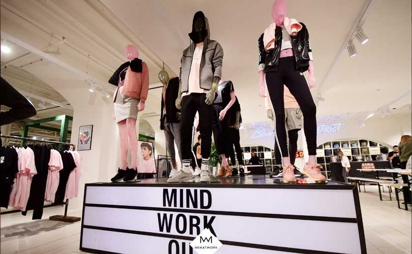 Men at Work lanceert mind workouts in de winkel