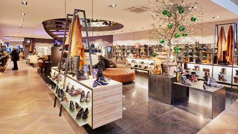 Nelson Schoenen rolt verder uit met vijf nieuwe winkels