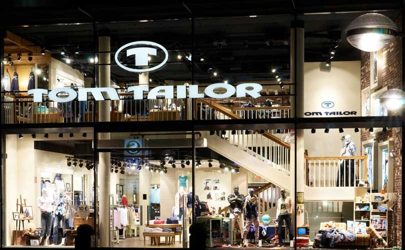 Tom Tailor Group behaalt omzetdoelstelling in 2016