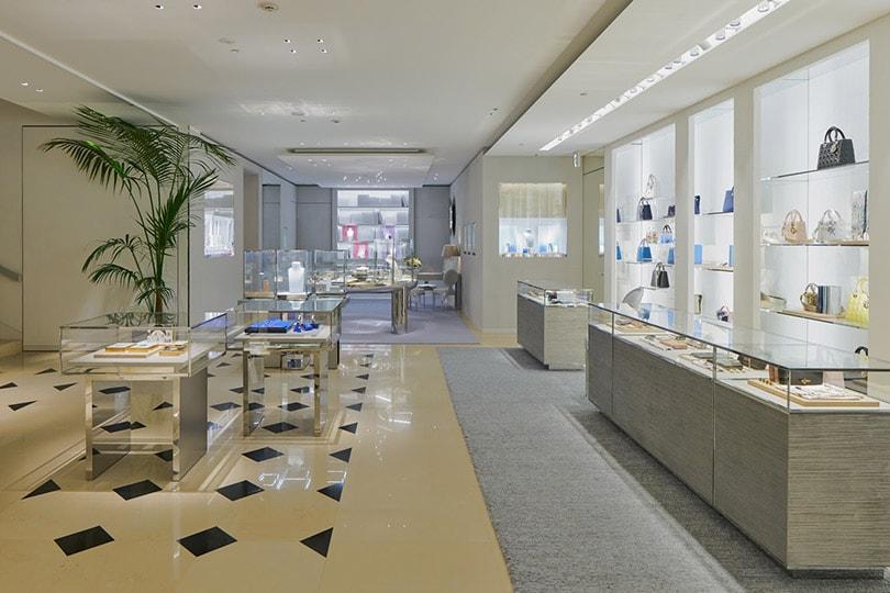 Kijken: dit is de grootste Dior winkel ter wereld