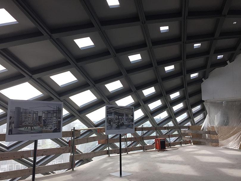 """Hudson's Bay: """"Dit wordt het warenhuis van de toekomst"""""""