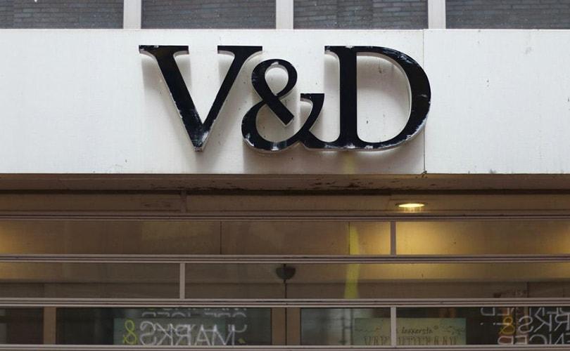 V&D maakt doorstart met mobiele app Frendz