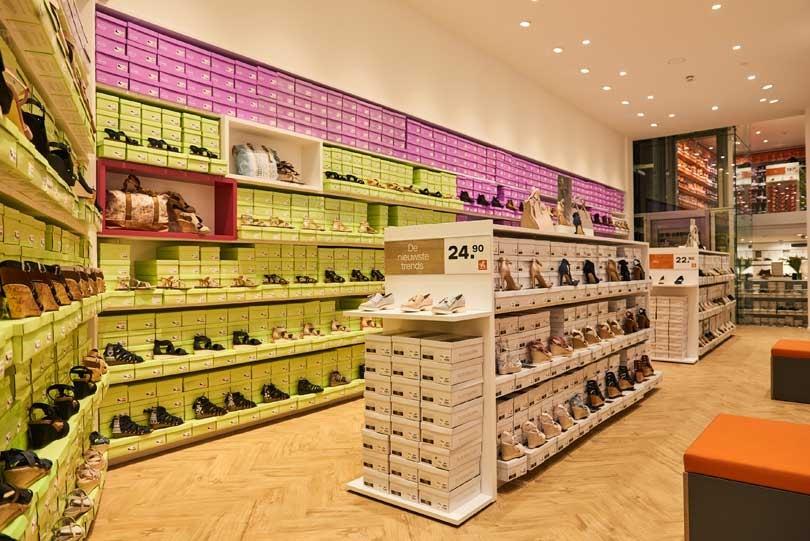CEO VanHaren: 'Het moet een schoenen warenhuis zijn'