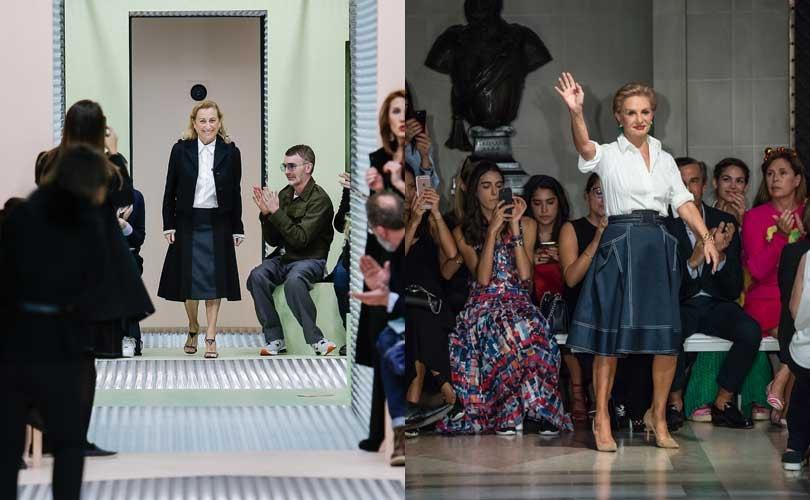Waarom dragen modeontwerpers een uniform?