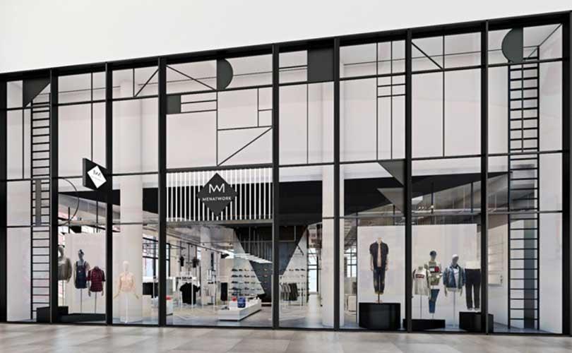 Men at Work lanceert nieuw winkelconcept in Hoog Catharijne