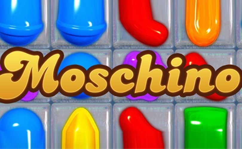 Moschino x CandyCrush