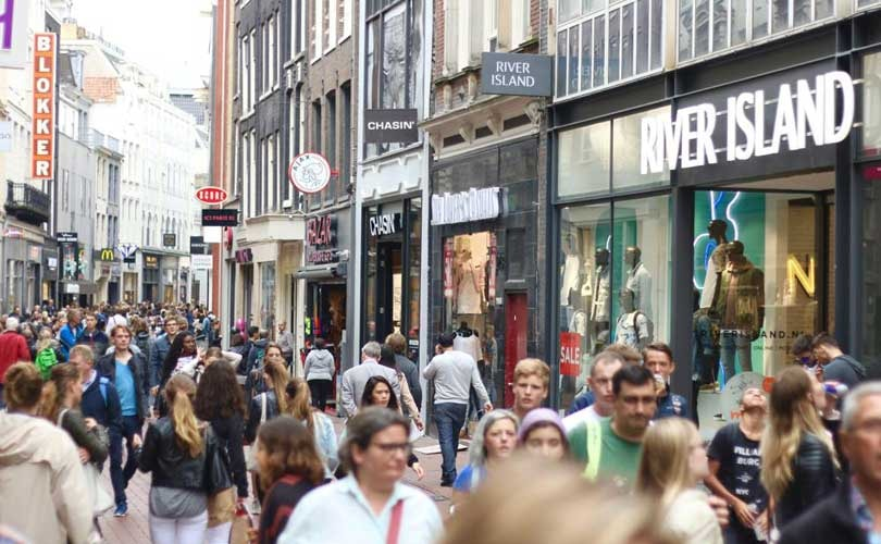"""Detailhandel Nederland: """"Pas openingstijden aan op webwinkels"""""""