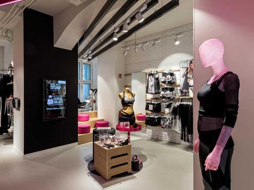 Hunkemöller opent eerste sportwinkel HKMX in Berlijn