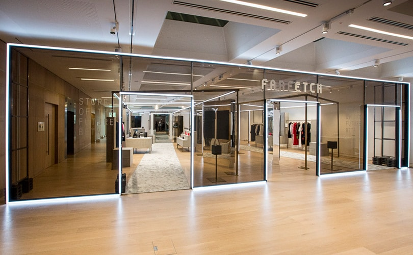 Farfetch onthult Store of the Future