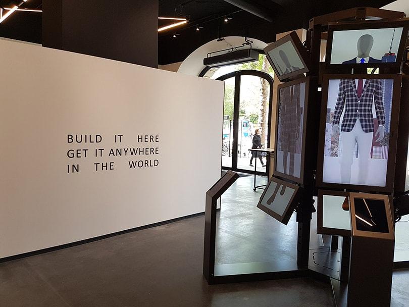 Amerikaanse My Suit geopend in Amsterdam