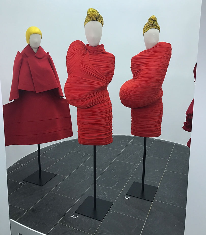 Tentoonstelling over Comme des Garçons' Rei Kawakubo geopend