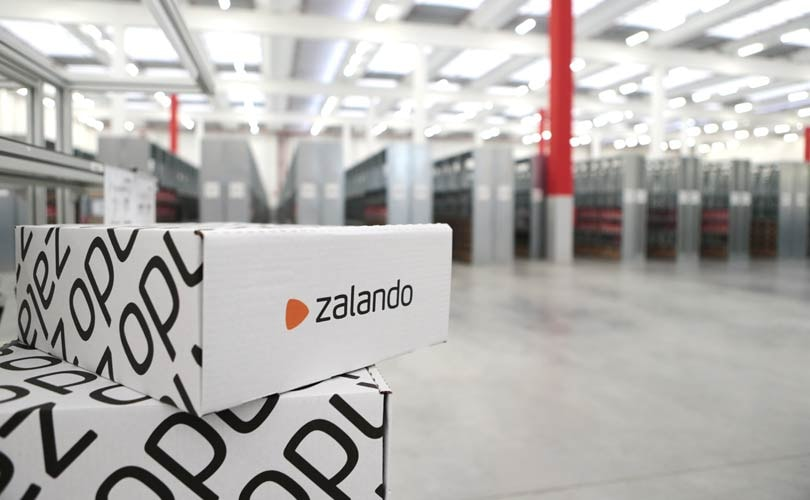 Zalando opent distributiecentrum in Zweden