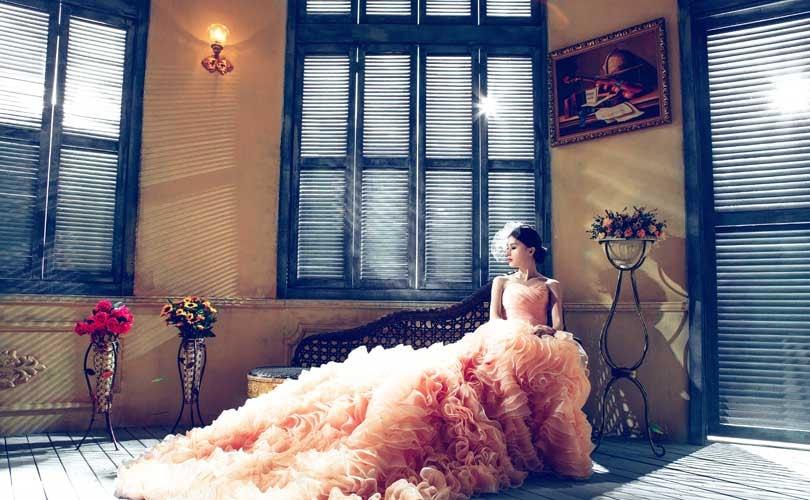 Vijf trends die hun stempel drukken op bruidsmode