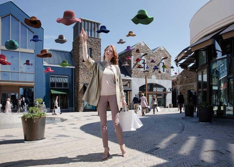 Batavia Stad opent nieuwe uitbreiding met 45 extra winkels