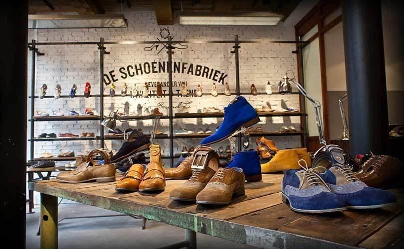 Webshop De Schoenenfabriek overgenomen door Etrias