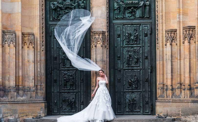 Belangrijke bruidsmode trends voor Lente 2018